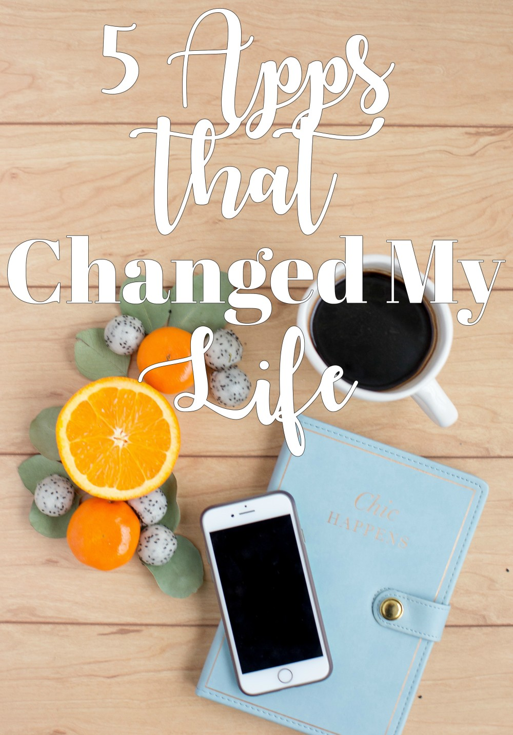 5 apps that changed my life