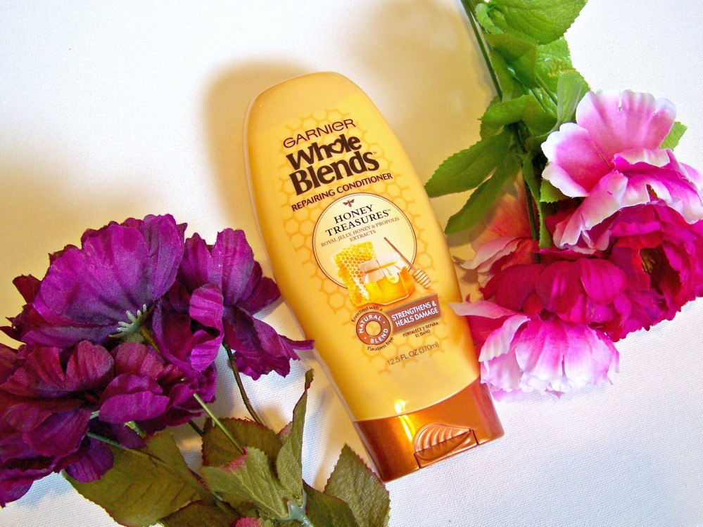garnier whole blends conditioner