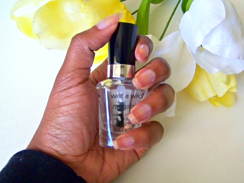 wet n wild top coat