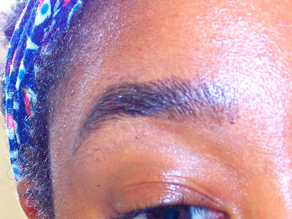 brow filled go brow mascara