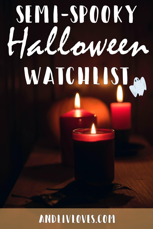 halloween watchlist